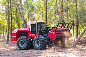 Forestry vehicle-4