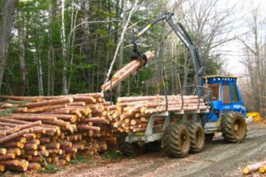 Forestry vehicle-5