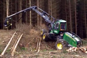 Forestry vehicle-7