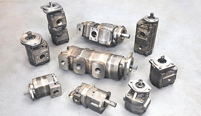 GPM Gear Pumps