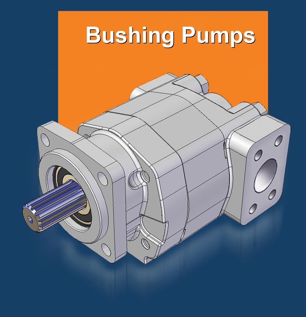 Bushing Gear Pump