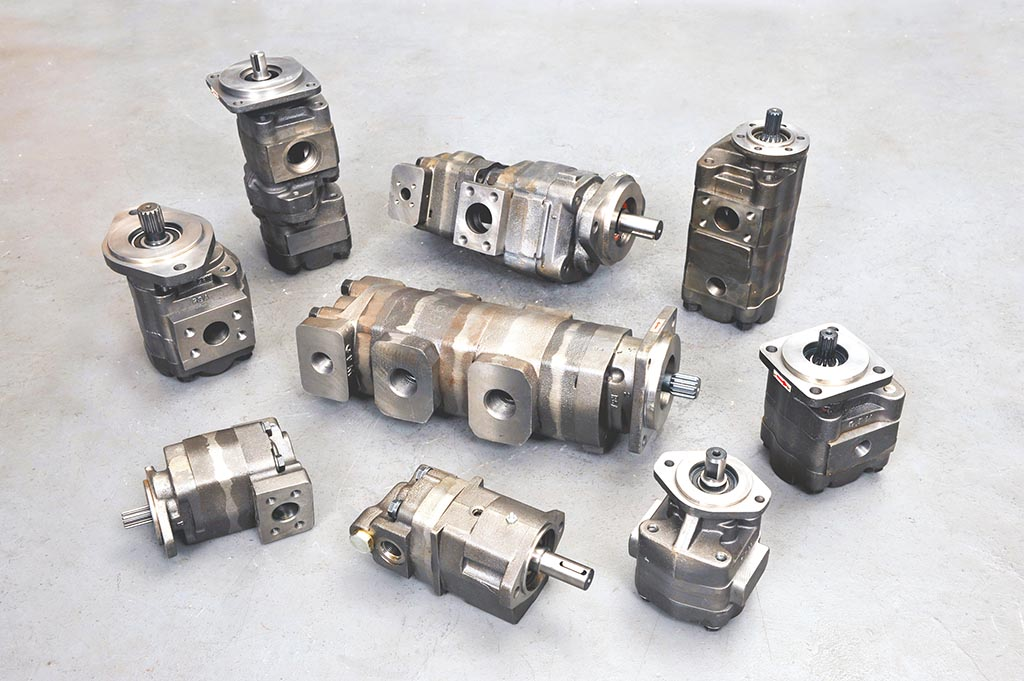 GPM Bushing Pumps