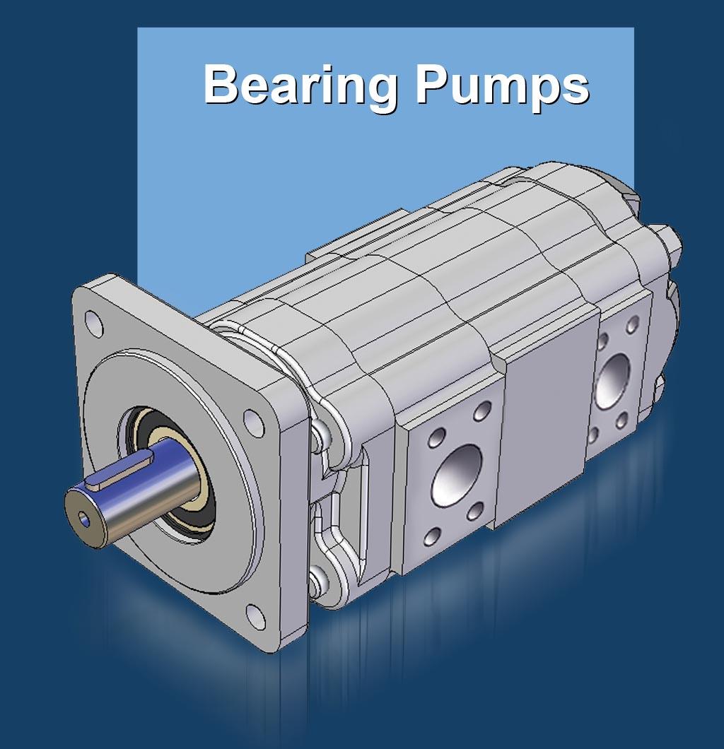 Bearing Gear Pump