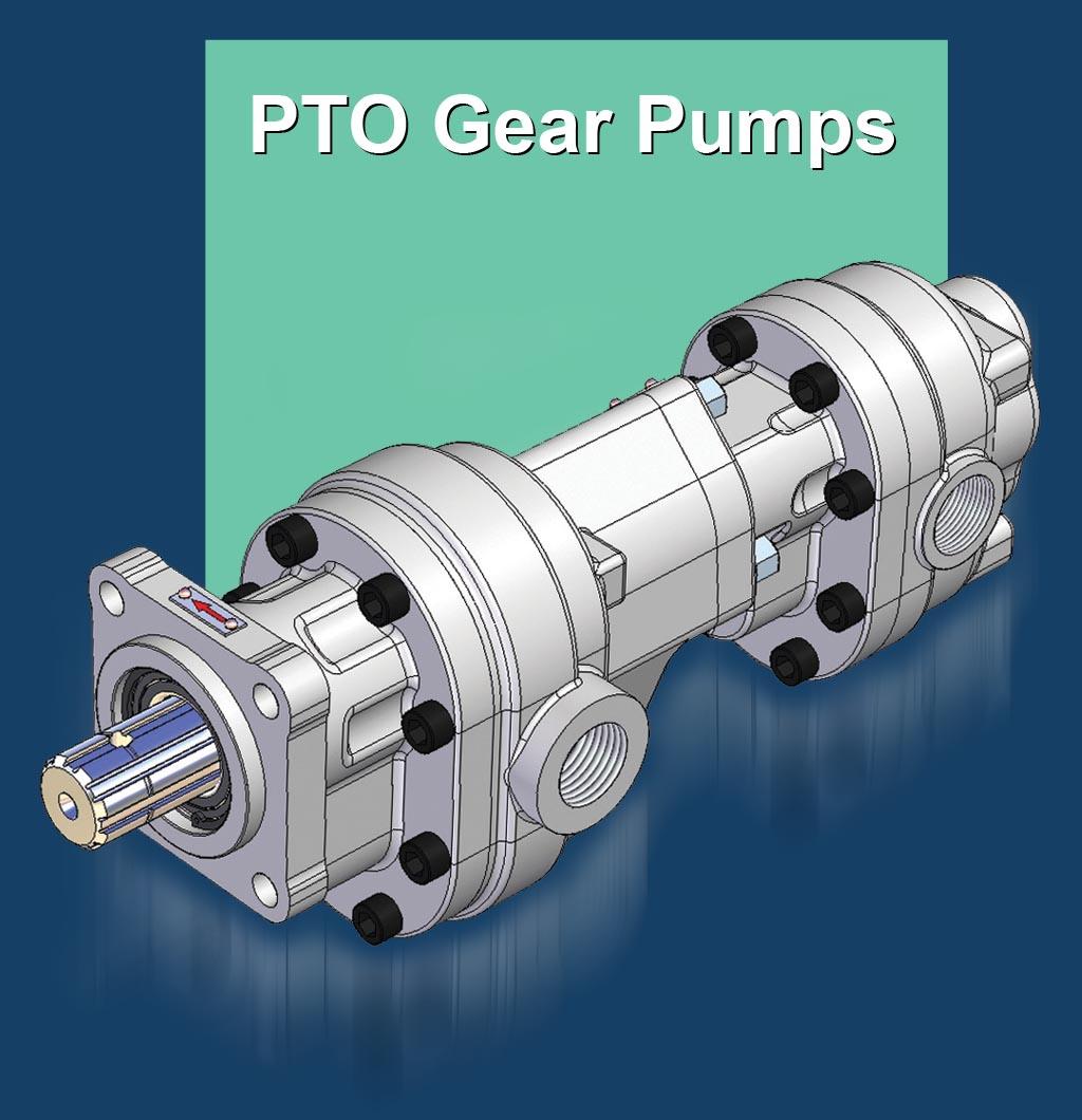 PTO Gear Pump