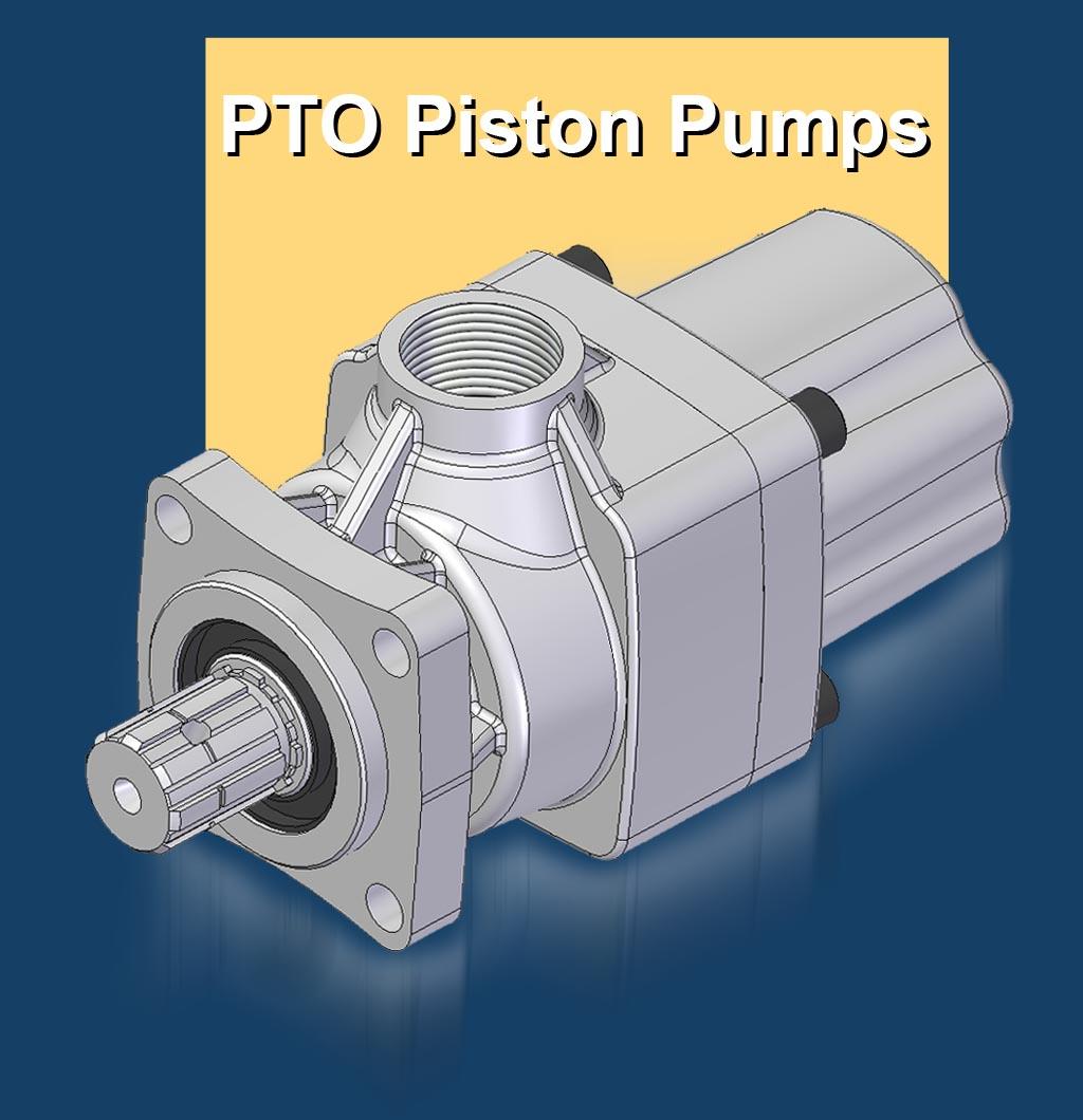 PTO Piston Pump