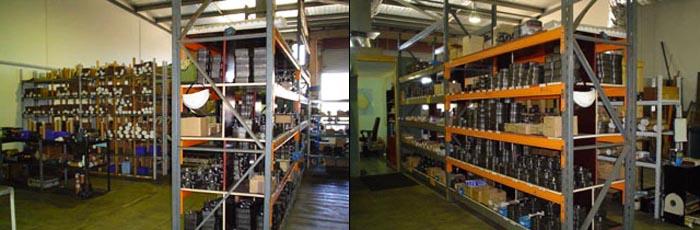 GPM warehouse